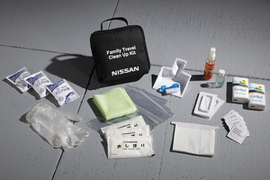 Family Travel Clean-Up Kit image